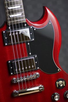 Gibson: SG: Red