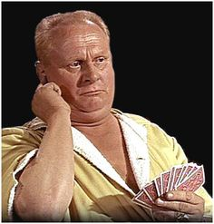 Auric Goldfinger // list of Bond villians: http://en.wikipedia.org/wiki/List_of_James_Bond_villains