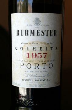 Burmester Porto Colheita 1957