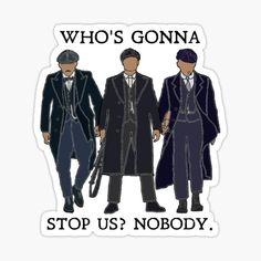 Peaky Blinders stickers featuring millions of original designs created by independent artists. Peaky Blinders Song, Peaky Blinders Poster, Peaky Blinders Thomas, Peaky Blinders Season, Printable Stickers, Cute Stickers, Tom Hardy, Shelby Brothers, Alfie Solomons