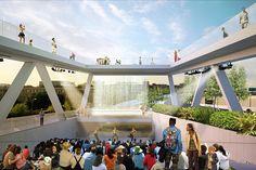 Galeria - OMA   OLIN vencem concurso para projetar um parque elevado em Washington D.C. - 71