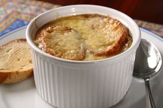 French Onion Soup...the BEST!