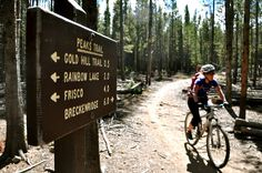 Mountain biking in Breckenridge, Colorado: 4 solid rides - Matador Network
