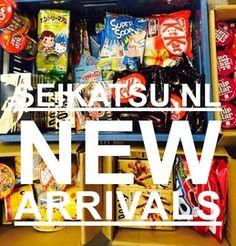 Verras jezelf of je vrienden met de Seikatsu Snack Box. In elke Seikatsu Snack Box vindt je de coolste, de meest populaire Japanse Snacks.