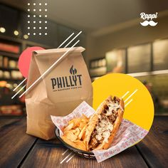 Food Poster Design, Social Media Design, Packaging, Wrapping