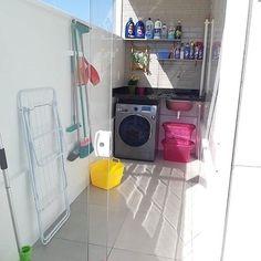 "Determine more info on ""laundry room storage diy shelves"". Outdoor Laundry Rooms, Tiny Laundry Rooms, Laundry Room Design, Bathroom Laundry, Home Room Design, Home Interior Design, House Design, Home Decor Furniture, Diy Home Decor"