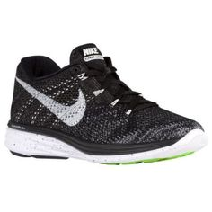 premium selection bbec3 9fcc2 Nike Shoes   Nike Flyknit Lunar 3 Womens Running Shoes   Color  Black White    Size  7