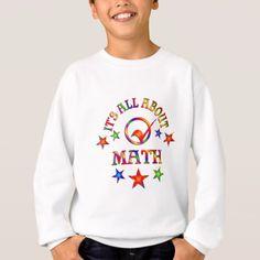 All About Math Sweatshirt