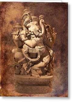 Ganesh Poster by Ram Vasudev. All posters are professionally printed, packaged, and shipped within 3 - 4 business days. Choose from multiple sizes and hundreds of frame and mat options. Shiva Art, Ganesha Art, Hindu Art, Ganesha Pictures, Ganesh Images, Indiana, Ganpati Picture, Buddha, Bd Art