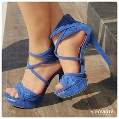 Blue amo!