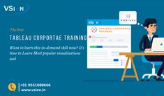 Vsion - Best Corporate Training Provide in India. In Order to Meet the Corporate Training Need, like Experienced Trainer and Training Rooms for Rent Reach us @ Business Intelligence Tools, Data Visualization Tools, Training And Development, Rooms For Rent, Learning, Studying, Teaching, Onderwijs