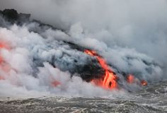 Temperature may be more important than pressure in generating gas bubbles which trigger explosive volcanic eruptions, a new study into magma ascent has found. The study, which combined field observation, interpretation of monitored data and controlled laboratory experimentations, provides a strong argument for the integration of temperature as a key control in volcanic eruptions models.