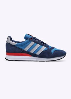 f7940c250d6c1 ADIDAS ORIGINALS ZX 500 OG TRAINERS FOR MEN IN BLUE - ADIDAS ORIGINALS - MelMorgan  Sports