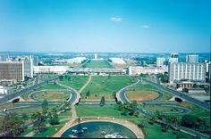 Resultado de imagem para fundação de brasilia