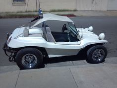 Dune Buggy ...basic 1960's fiberglass body and VW engine....this is a formula for a lot of fun!