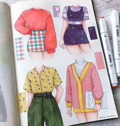 tim_twinkle Dress Design Drawing, Dress Design Sketches, Fashion Design Sketchbook, Art Drawings Sketches Simple, Fashion Design Drawings, Fashion Sketches, Fashion Drawing Dresses, Fashion Illustration Dresses, Fashion Dresses
