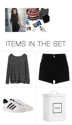 """""""OOTD"""" by sapphire-anons ❤ liked on Polyvore featuring art and kitchen"""