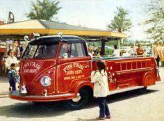 ANOTHER VW Firetruck T1