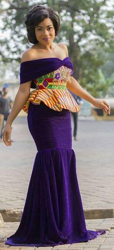 African Fashion Ankara, Ghanaian Fashion, Latest African Fashion Dresses, African Print Dresses, African Dresses For Women, African Print Fashion, Africa Fashion, African Wear, African Attire