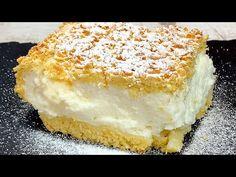 Я закохався! Самий йогуртовий торт, який я коли-небудь пробував! - YouTube Bread Recipes, Cake Recipes, Cooking Chef, Sweet Cakes, Yogurt, Vanilla Cake, Sweet Recipes, Cheesecake, Deserts