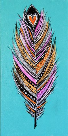 http://www.shopalisaburke.com/collections/art-prints/products/feather-original-painting