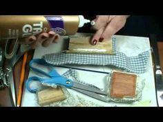 ▶ How to Re-Do a Cheap Miniature Couch - YouTube