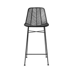 Broeder Rattan Bar Stool