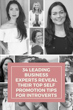 34 Leading Business Experts Reveal Their 3 Best Self Promotion Tips For Introverts - Quiet Collective Business Articles, Self Promotion, Best Self, Personal Branding, Introvert, Selena, Cave, Couch, How To Get