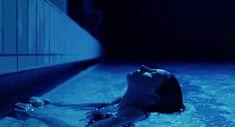 Three Colors Blue, Krzysztof Kieslowski, Blue Aesthetic Dark, Everything Is Blue, Movie Shots, Blue Wallpapers, Film Stills, After Dark, Playlists