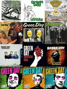 Day11 #GreenDay 30-Day Challenge: How Many Songs On Your Ipod?? I have 189 Green Day songs