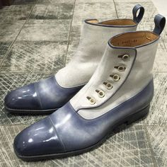 Ankle Boots Dress, Mens Ankle Boots, Mens Shoes Boots, Mens Boots Fashion, Dress With Boots, Leather Boots, Shoe Boots, Mens Blue Dress Shoes, Swing Dance Shoes