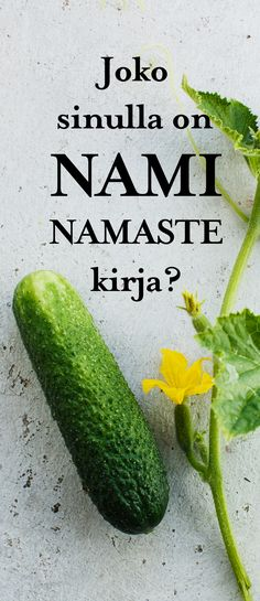 Porsaankyljykset isäni makuun – Sikeltä sinulle Joko, Namaste, Pickles, Cucumber, Zucchini, Vegetables, Vegetable Recipes, Pickle, Veggies