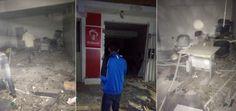 #News  Quadrilha explode agência do Bradesco em Divisa Alegre no Vale do Jequitinhonha