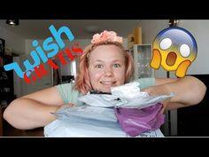 Ny video där jag provar en massa smink från nätsidan wish!