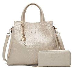 High Quality PU Leather Big Shoulder Bags