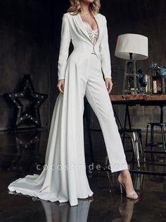 Dressy Jumpsuit Wedding, Jumpsuit For Wedding Guest, Jumpsuit Dressy, Jumpsuit Outfit, Plus Size Formal Jumpsuit, Wedding Robe, Maternity Wedding, Lace Wedding, Plus Size Wedding Dresses With Sleeves