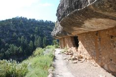 Walnut Canyon National Monument, Flagstaff, AZ