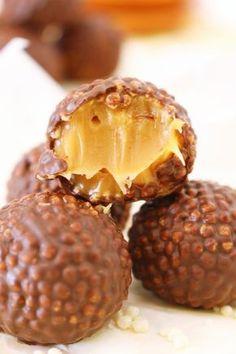 - Aprenda a preparar essa maravilhosa receita de Brigadeiro Chokito delicioso!