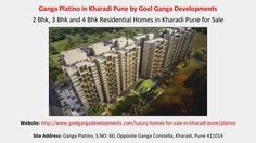 Ganga Platino, located in Kharadi Pune, is a residential development of Goel Ganga Developments. It offers 2 Bhk, 3 Bhk and 4 Bhk Apartments and Flats in Kharadi Pune for Sale. Get exclusive details of Ganga Platino in Kharadi Pune such as price, floor plan, construction status, project specifications and amenities. View all the floor plans of Ganga Platino on http://www.goelgangadevelopments.com/luxury-homes-for-sale-in-kharadi-pune/platino