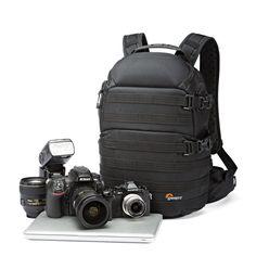 LowePro Pro Tactic 350 tactical camera bag.