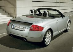 My dream Audi TT Roadster quattro My Dream Car, Dream Cars, Audi Tt Roadster, Convertible, Passion, Style, Swag, Infinity Dress, Outfits