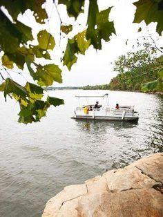 Lake Getaways Without The Crowds | Midwest Living- Patoka Lake