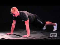 The Pushup promotes enhanced fingertip to toe connection and stability