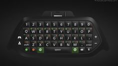 Microsoft finally unveils an official Xbox One chatpad http://snip.ly/4LRd?utm_content=buffer1f019&utm_medium=social&utm_source=pinterest.com&utm_campaign=buffer