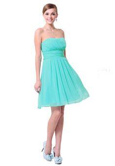 Aqua dresses for morgans wedding