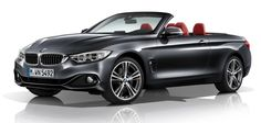 New BMW 4 Series Convertible 2014