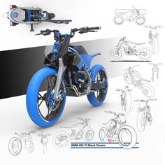 Ideas electric cars concept automobile for 2019 Concept Motorcycles, Custom Motorcycles, Custom Bikes, Electric Car Concept, Electric Cars, Tracker Motorcycle, Moto Car, Motorbike Design, Motorised Bike