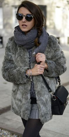 #Gray #Tones  by Lovely Pepa => Click to see what she wears