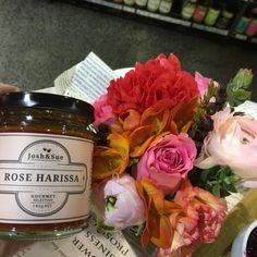 Josh&Sue Gourmet Selection an award winning condiment company, crafted in Daylesford, small batches full of all natural ingredients. Rose Harissa, Australian Food, Daylesford, Spring Has Sprung, Preserves, Gourmet Recipes, The Selection, Raspberry