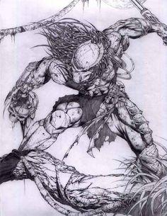 Predator Auction your comics on http://www.comicbazaar.co.uk